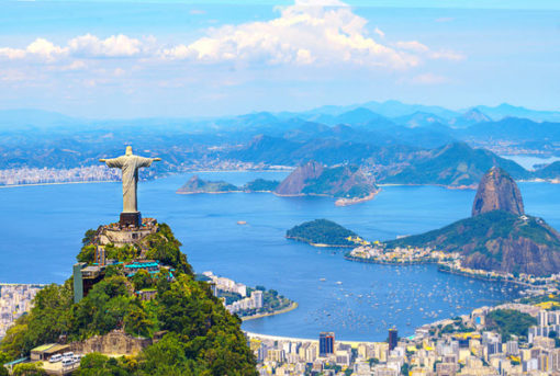 A few good reasons why you should travel to Brazil this year