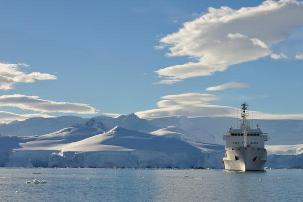 Antarctica to Patagonia