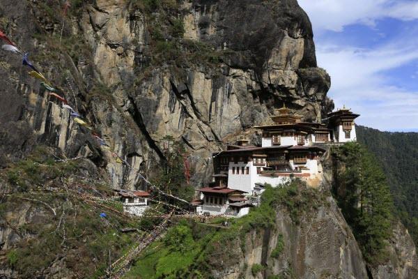Bhutan - Paro
