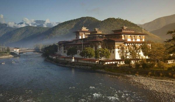 Bhutan - Punaka