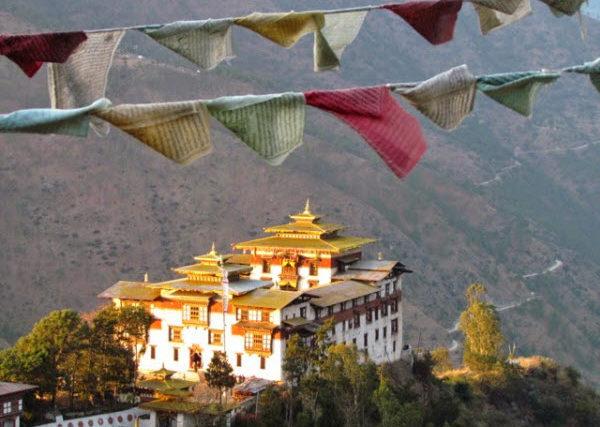 Bhutan - Trashigang
