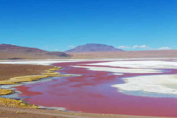 Bolivia - Uyuni Salt Flats