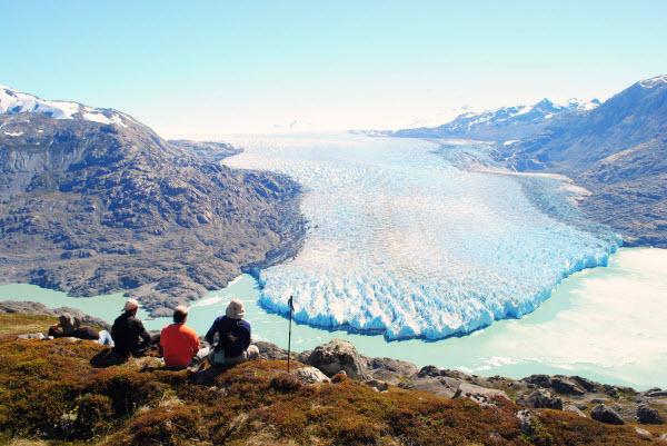 Chile - Glaciar Ohiggins