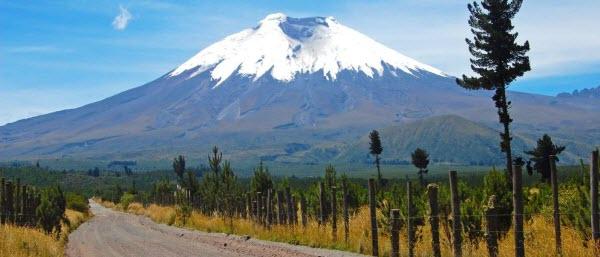 Ecuador - Avenue of Volcanoes