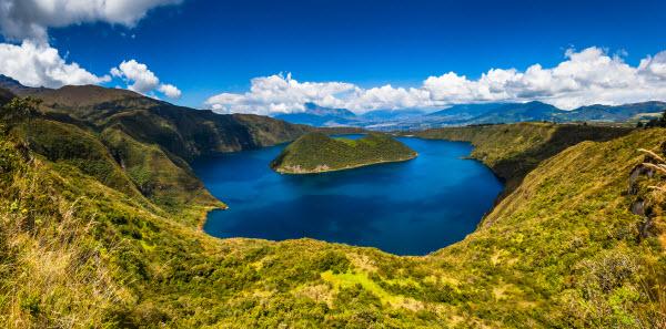 Enchanting Beauty of Ecuador