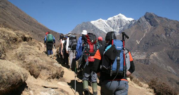 Forward Travel - Everest Region