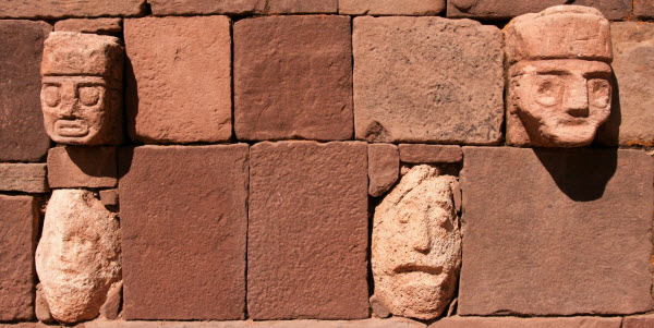 Forward Travel - Tiwanaku Bolivia