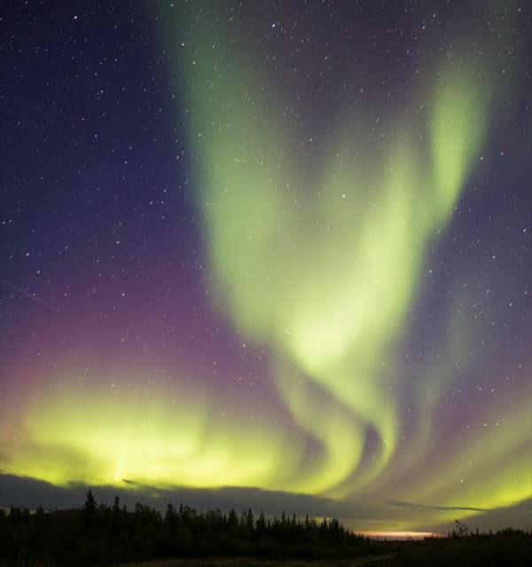 Forward Travel in Yellowknife