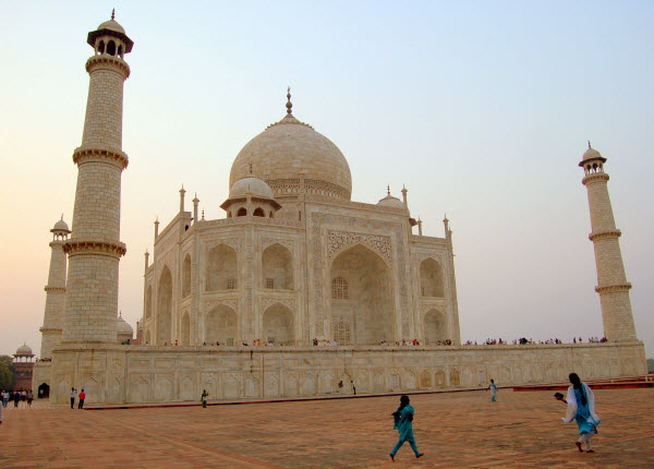 North India - Taj Mahal