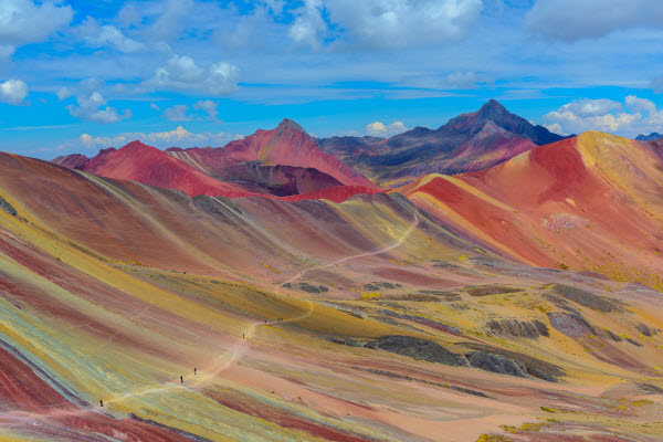 Peru - Rainbow Mountain