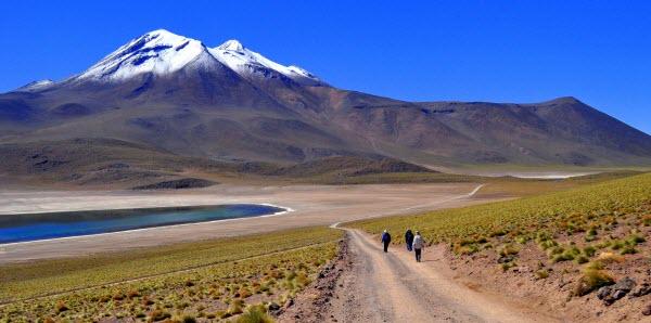 South America - Chile