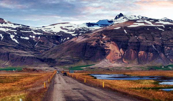 Unwind yourself in the Beauty of Iceland
