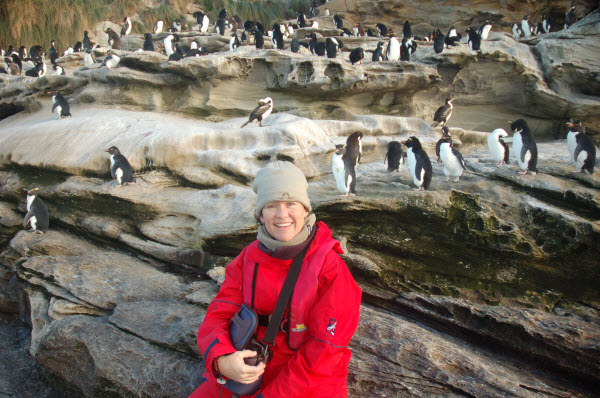 Visit Antarctica - Falkland Islands