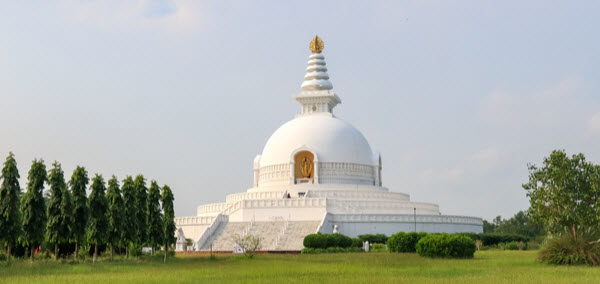 A journey to Lumbini