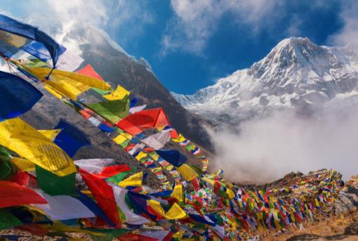 Annapurnas Nepal