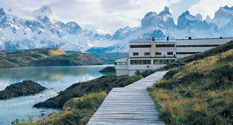 Explora Patagonia in Winter Mountains