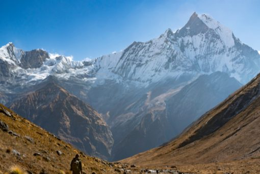 Forward Travel - Annapurna Region Peak