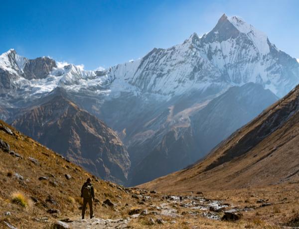 Forward Travel - Annapurna Region Peak