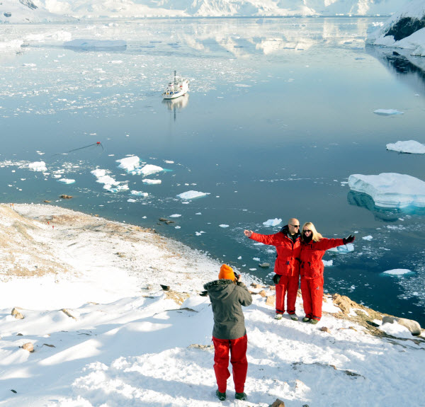 Forward Travel - Antarctica Cruise or Expedition