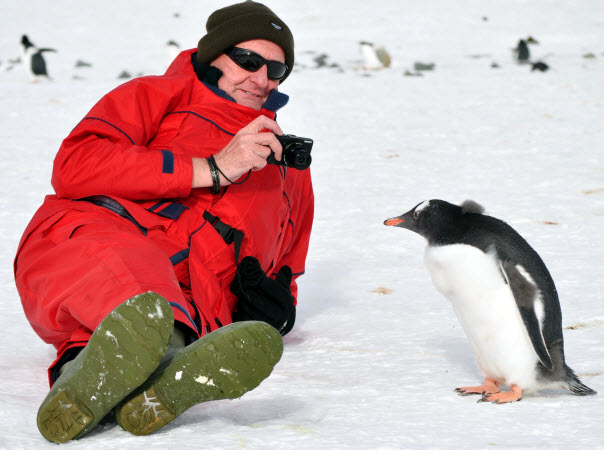 Forward Travel - Antarctica the Haven for Photographers