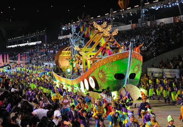 Forward Travel - Attend Rio Carnival for the ultimate fun