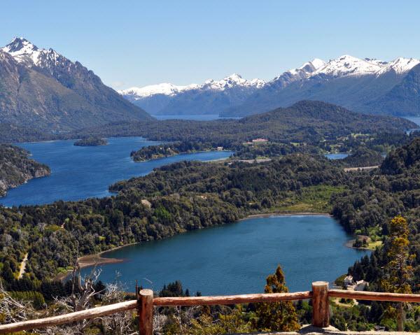 Forward Travel - Bariloche Argentina