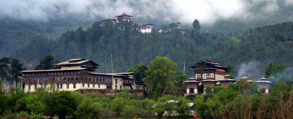 Forward Travel - Bumthang Bhutan