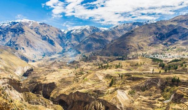 Forward Travel - Colca Canyon