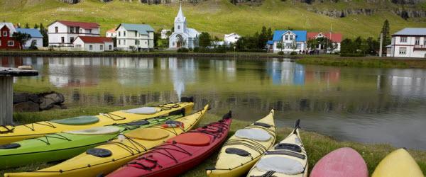 Forward Travel - East Iceland