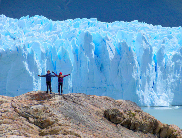 Forward Travel - El Calafate Patagonia