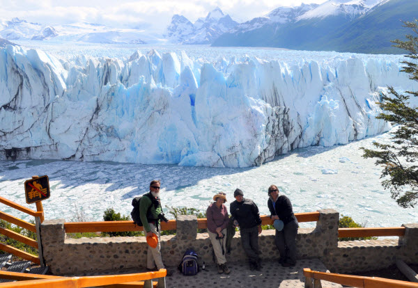 Forward Travel - El Calafate Trekking Tours