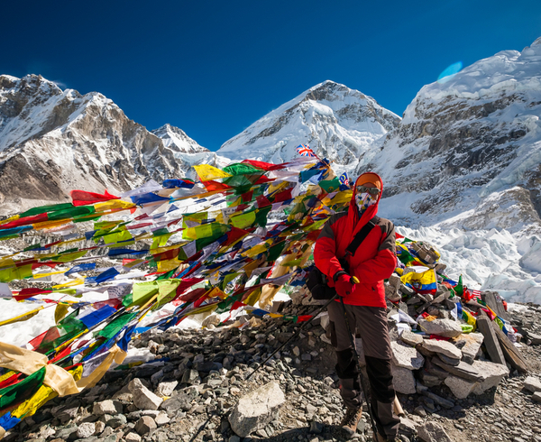 Forward Travel - Everest Base Camp Trekking
