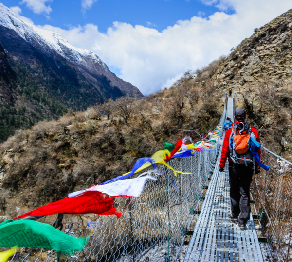 Forward Travel - Langtang Trek Nepal