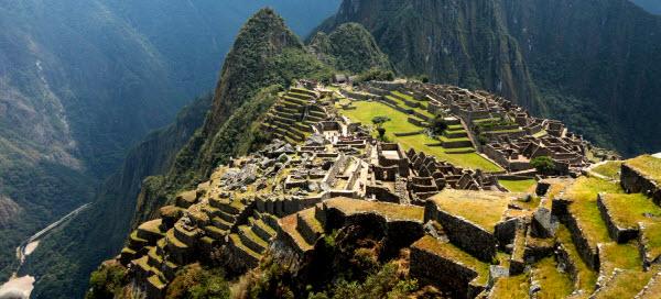 Forward Travel - Machu Picchu Peru