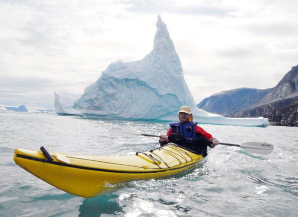 Forward Travel - Open Ocean in Antarctica