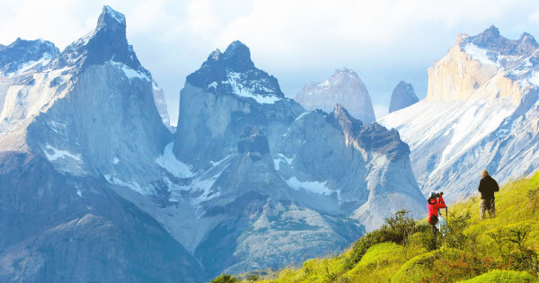 Forward Travel - Patagonia Explore the Rugged Wilderness
