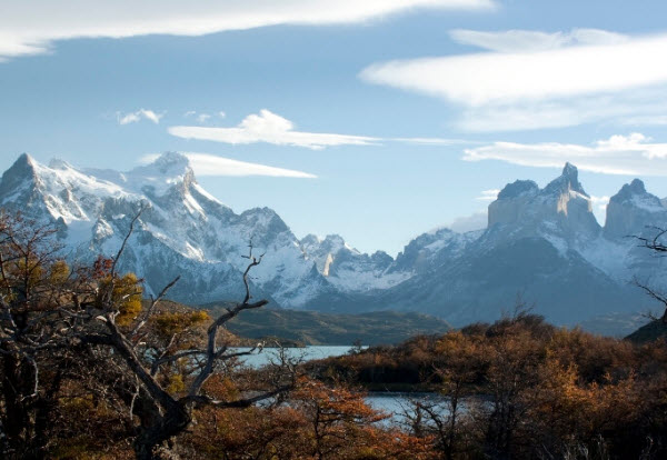 Forward Travel - Patagonia South America