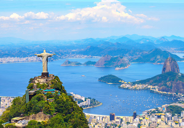 Forward Travel - Reasons why you should visit Brazil
