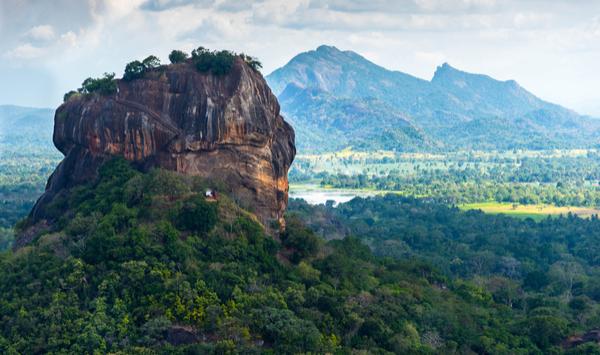Forward Travel - Sigirya Lion Rock Fortress