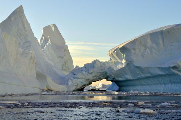 Forward Travel - The Drake Passage