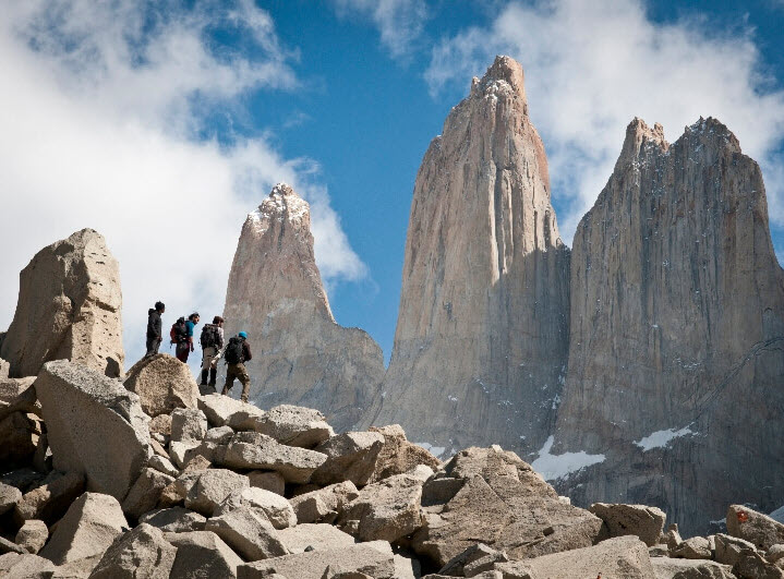 Forward Travel - Torres del Paine Patagonia