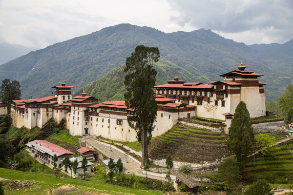 Forward Travel - Trongsa Bhutan