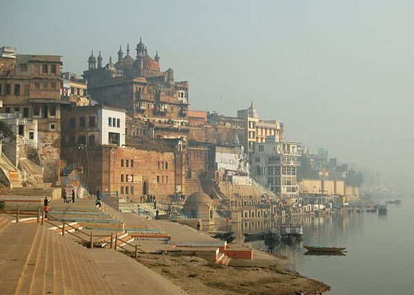 Forward Travel - Varanasi India
