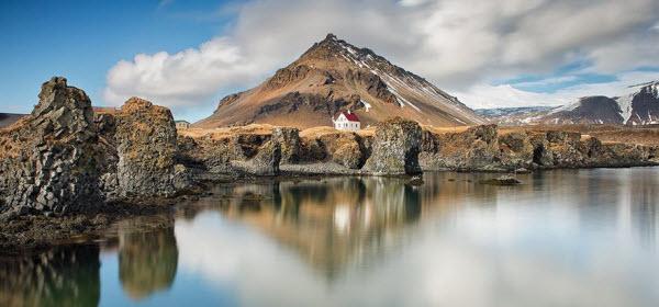 Forward Travel - West Iceland