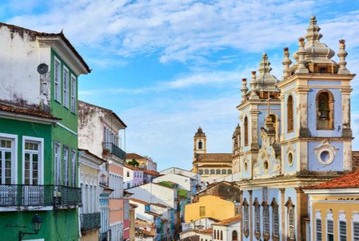 Pelourinho Salvador Bahia Brazil