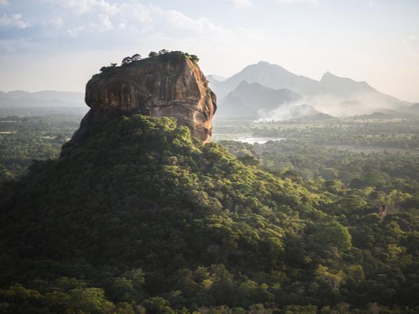 Sigiriya Lion Rock Sri Lanka