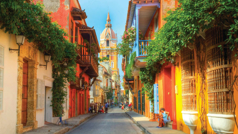 Travel Destinations - Colombia