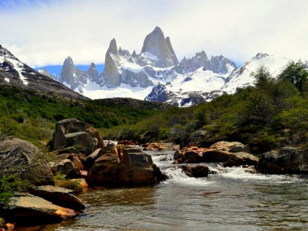 El Chalten Glacier National Park Patagonia