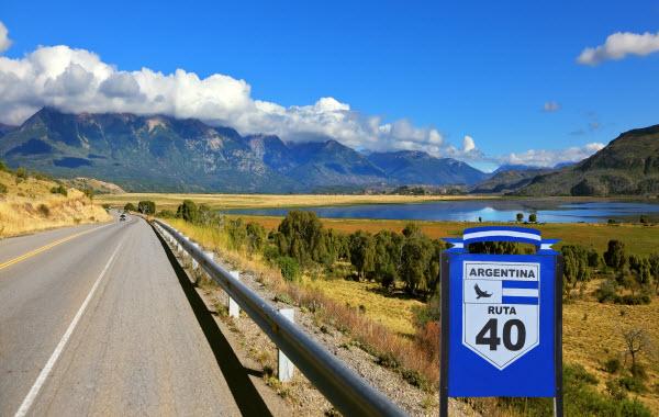 Self-drive in South America