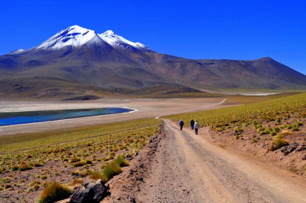 South America Travel Atacama Desert